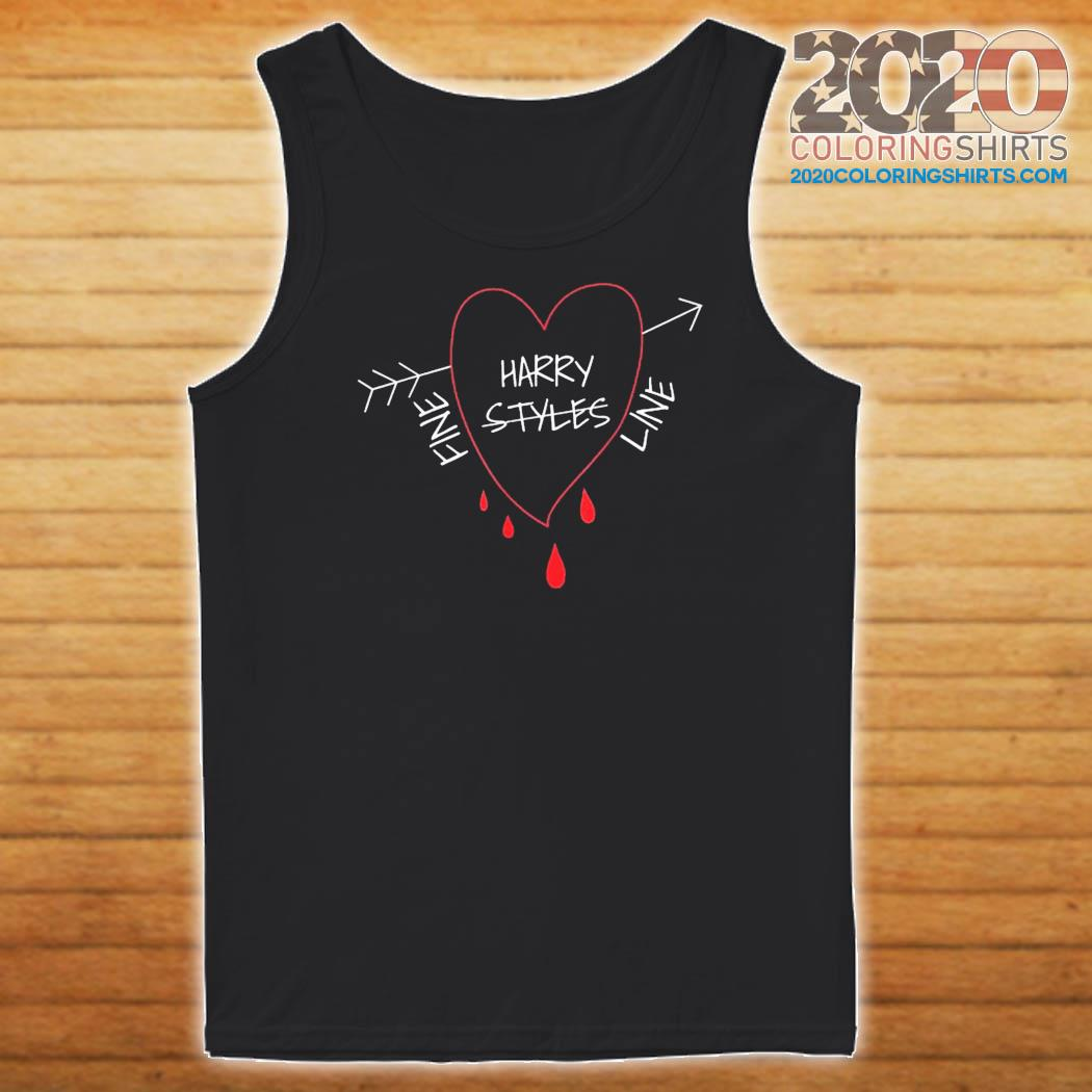 Fine Line Styles of Harry Tee Shirt Tank top
