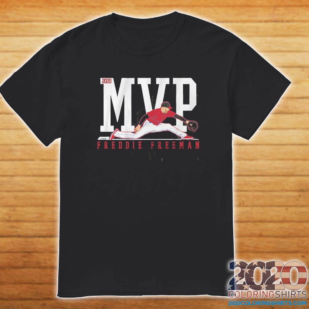 Freddie Freeman MVP 2020 T-Shirt
