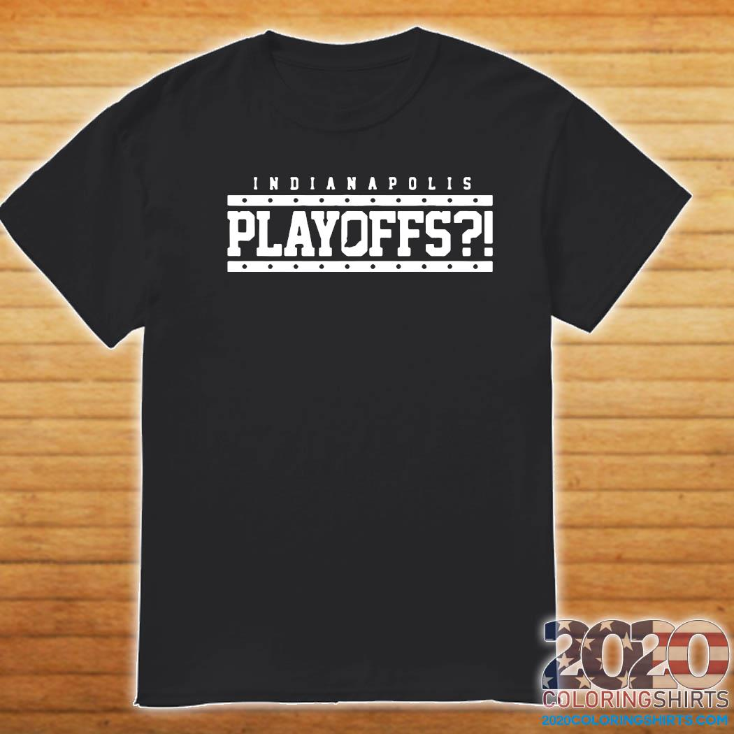 Indianapolis Colts Playoffs Shirt