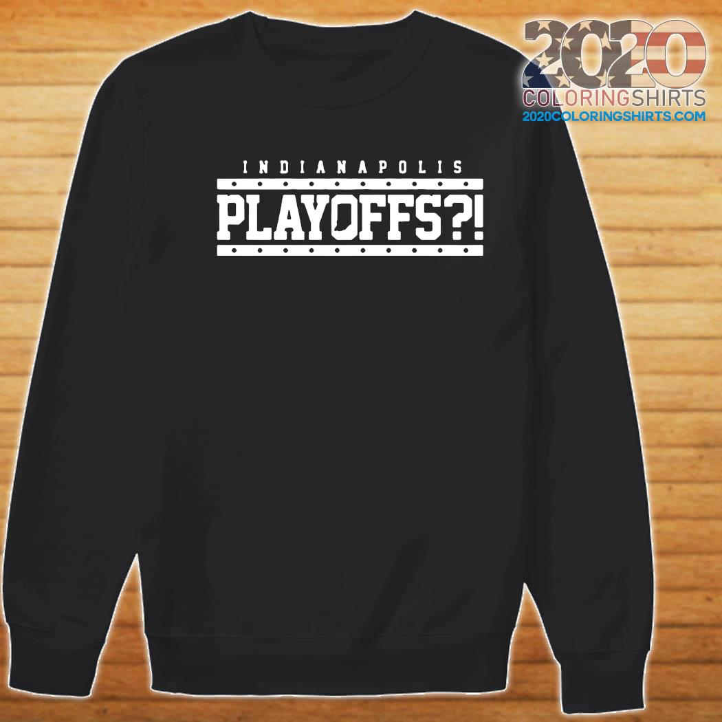 Indianapolis Colts Playoffs Shirt Sweater