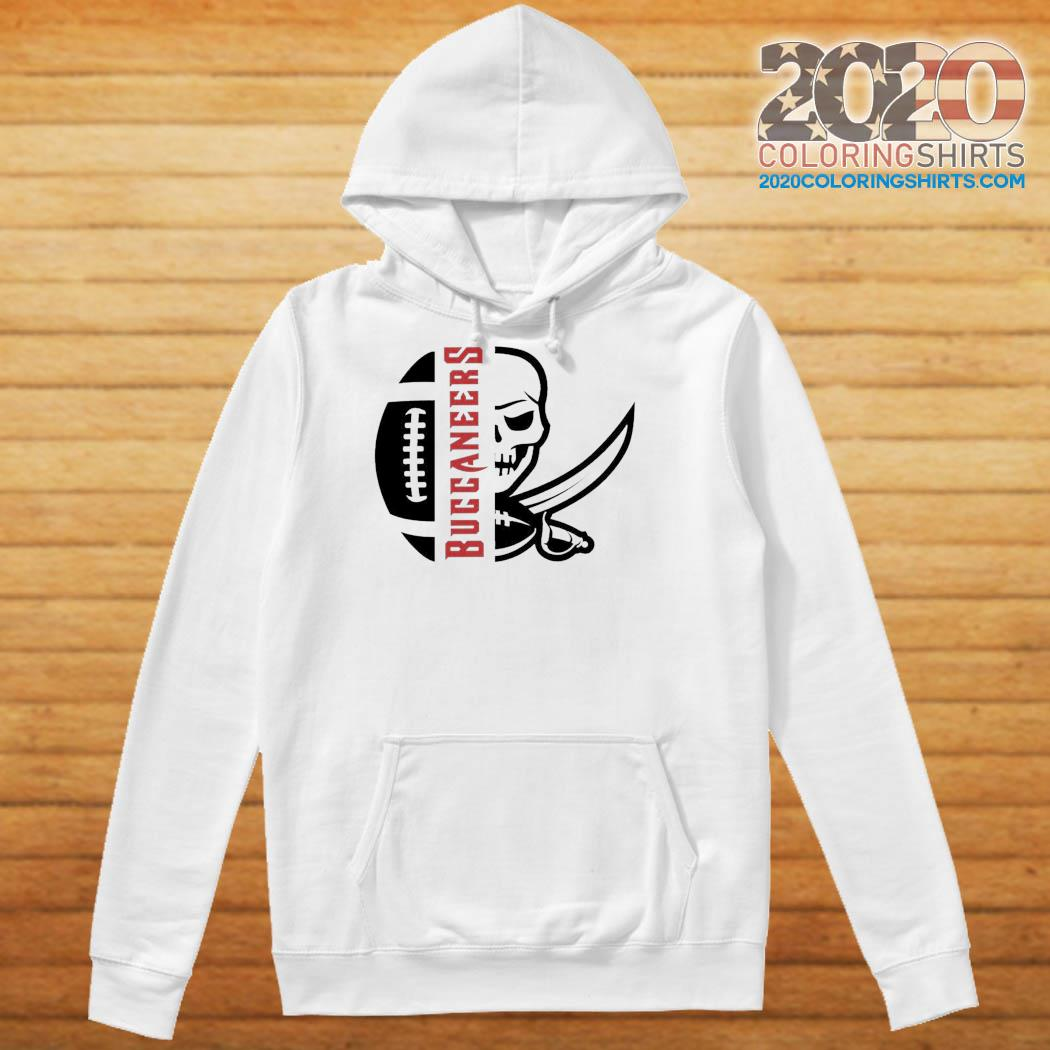 Tampa Bay Buccaneers Classic T-Shirt Hoodie