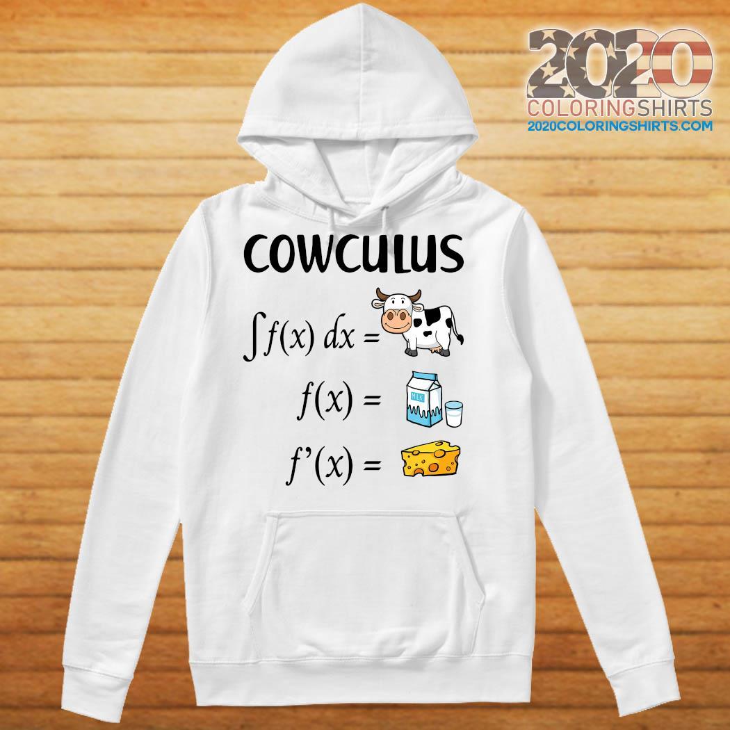 The Cowculus Shirt Hoodie